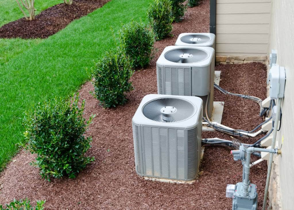 Residential HVAC Units