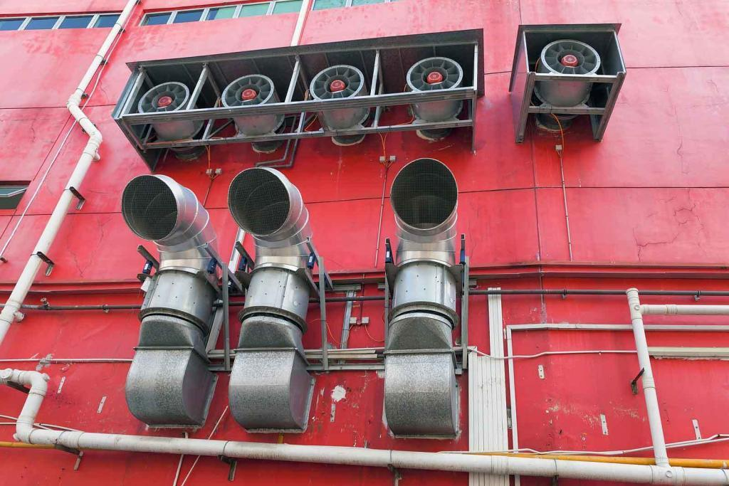 Irmo Commercial HVAC Units ofr Restaurants