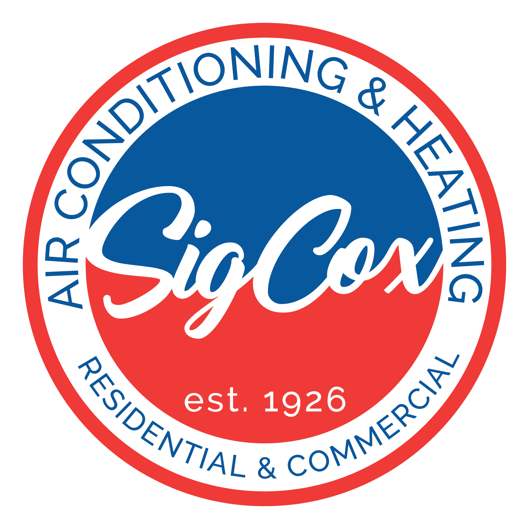 alternate logo for sig cox augusta heating and air conditioning