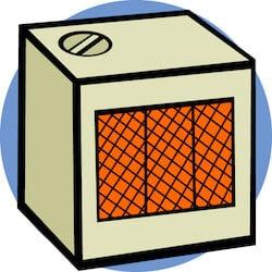 BTU (British Thermal Unit) Heater