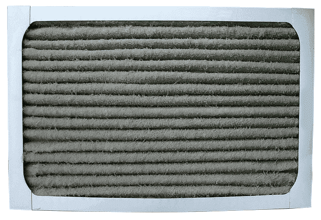 Replacing dirty air filters are essential to air quality