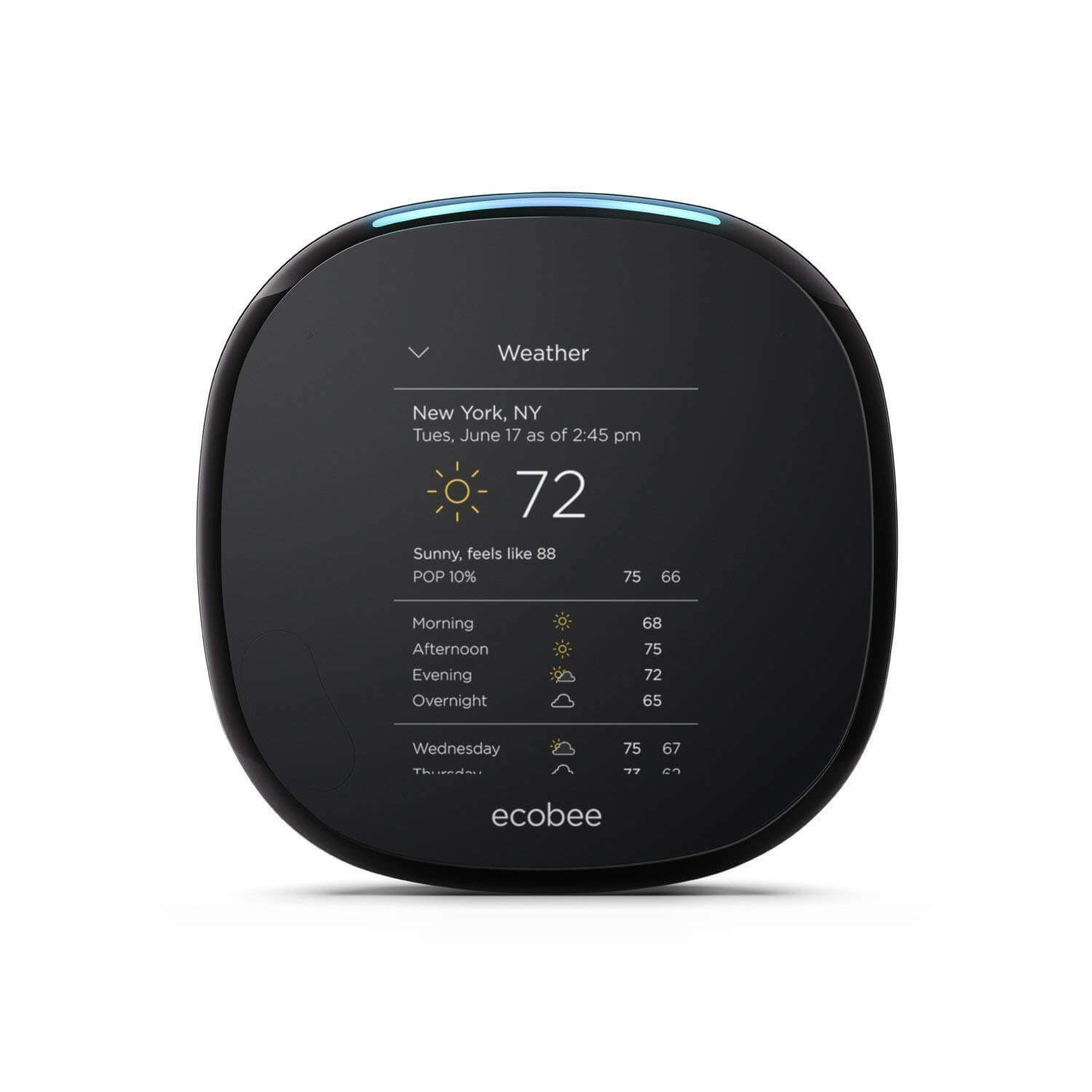 ecobee thermostat review