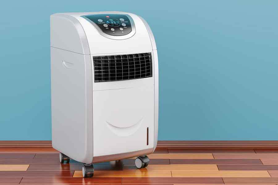 New Portable Indoor AC Unit