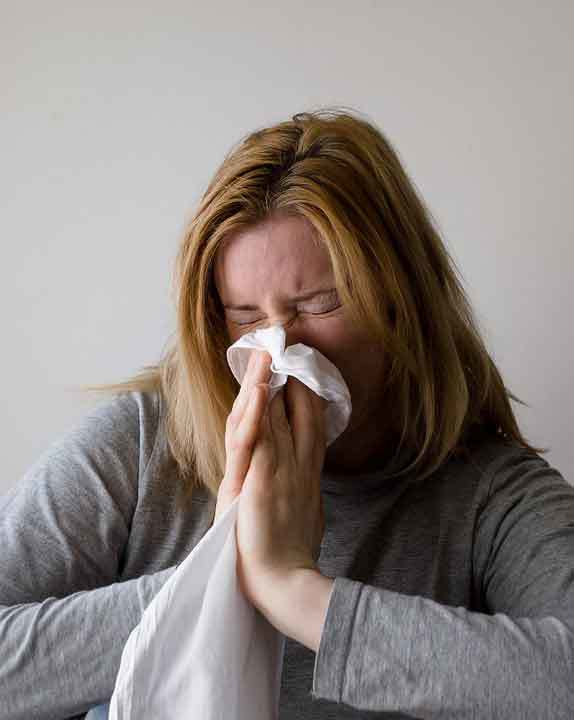 Fighting allergies in winter