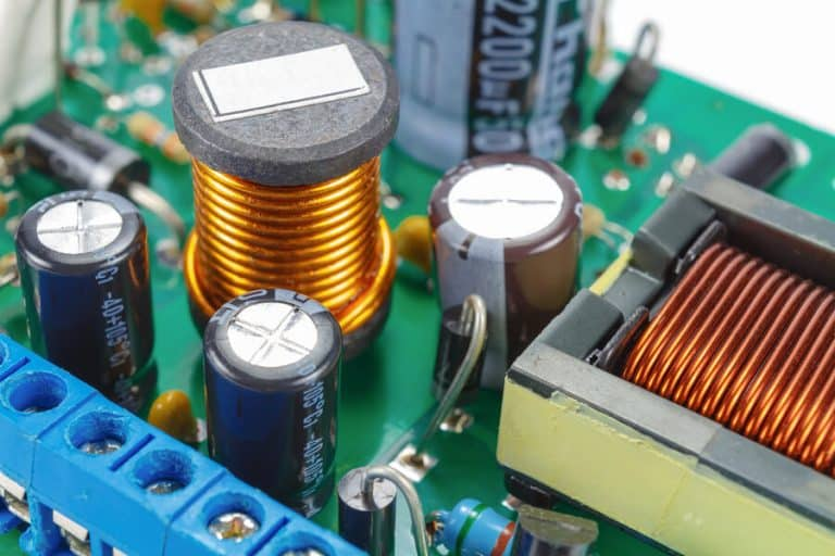 Broken Capacitors