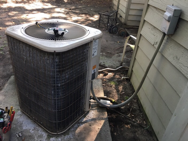hvac heat pump