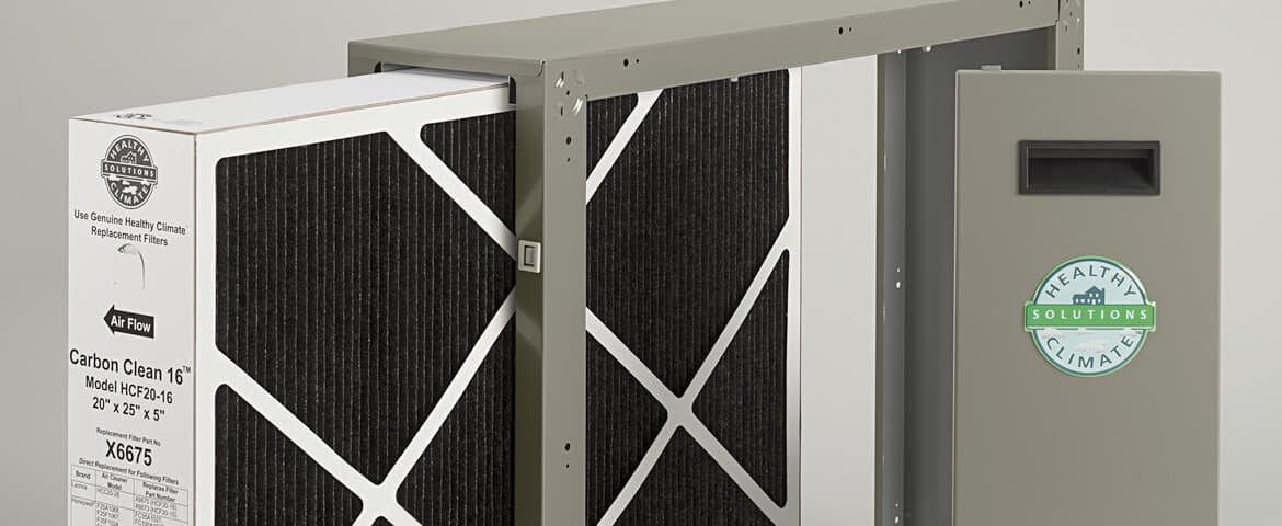 different types of filters for hvac