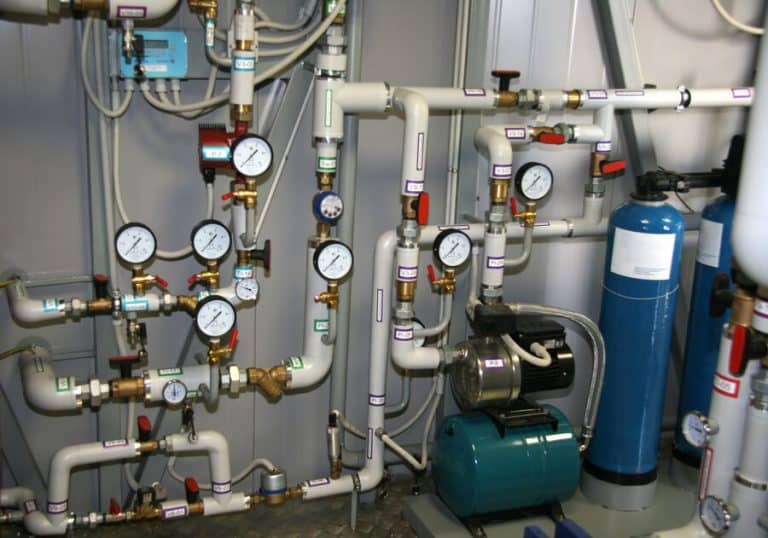heat pump for commercial property