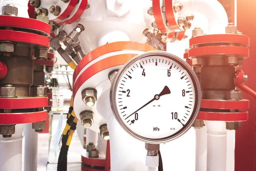 heat pump gauge
