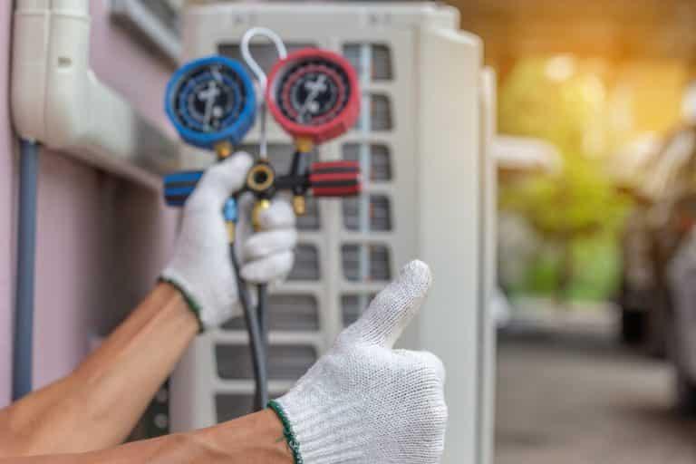 heat repair service Georgia & SC