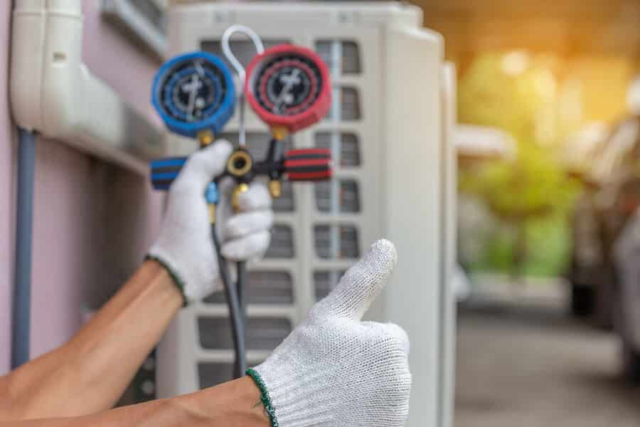heat repair service Georgia & SC