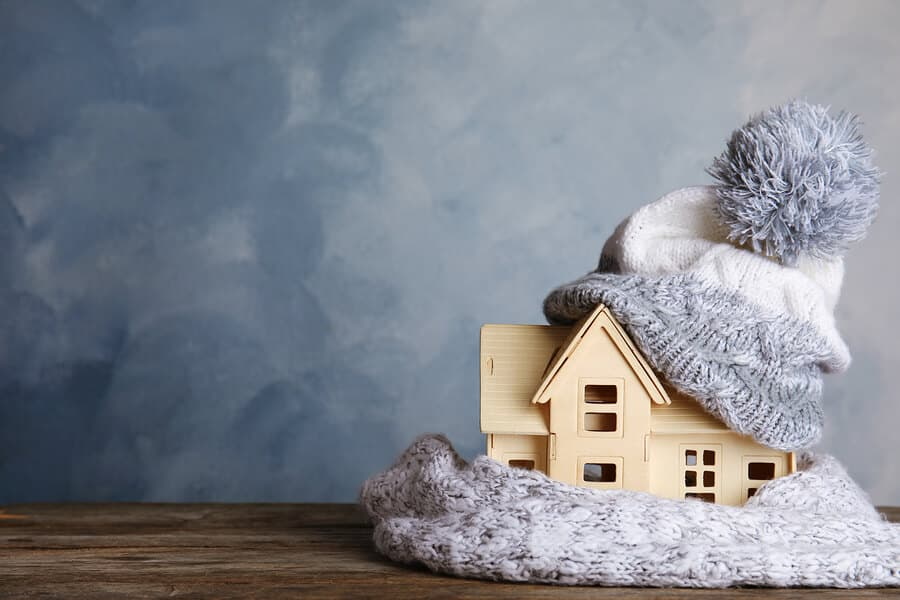 Augusta residential heating system installation