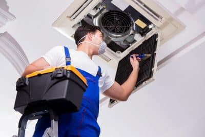 HVAC maintenance cost