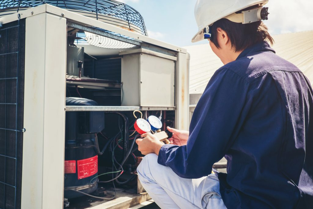 annual HVAC system maintenance
